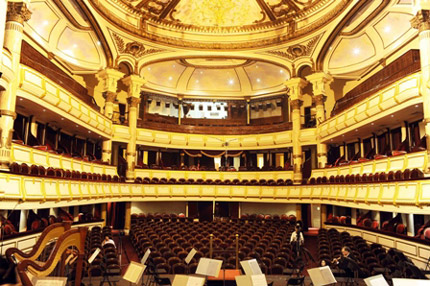 Nhà hát lớn Hà nội - di sản của quá khứ