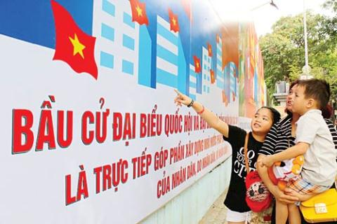 Bầu cử - ngày hội dân chủ ở Việt Nam