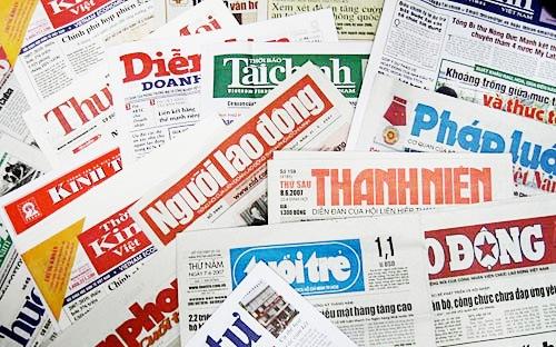 Luật báo chí sửa đổi: Hành lang quan trọng để báo chí cách mạng Việt Nam phát triển