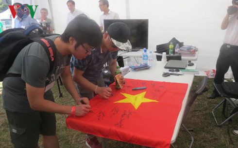 Sinh viên Việt nam tại Châu Âu dự tọa đàm về Biển Đông