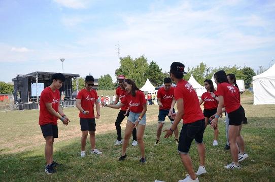 Thanh niên, sinh viên Việt Nam tại châu Âu sôi động cùng Festival LUMOS