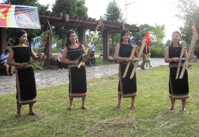 """Tuần lễ """"Đại đoàn kết các dân tộc - Di sản Văn hoá Việt Nam"""", nơi hội tụ nét đẹp ba miền"""