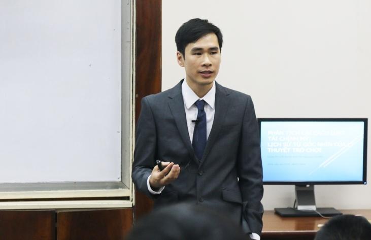 Tiến sĩ Nguyễn Xuân Hải: Tôi mong Việt Nam sớm trở thành một trung tâm tài chính mới của thế giới