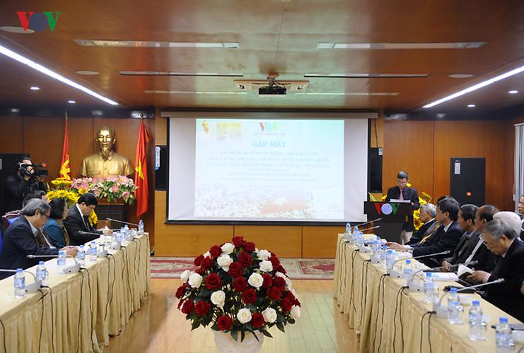 Đài Tiếng nói Việt Nam kỷ niệm 70 năm ngày toàn quốc kháng chiến