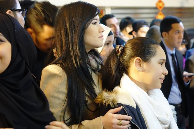 Cộng đồng người Việt tại Algeria vui đón xuân Đinh Dậu