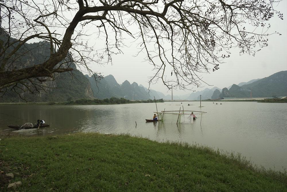 Thiên nhiên Tuy Lai - Mỹ Đức, ngoại thành Hà Nội