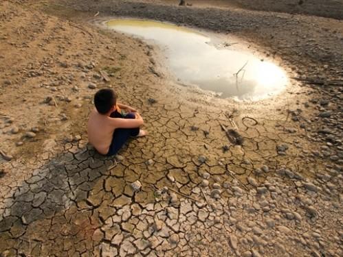 Bảo vệ quyền trẻ em trước tác động của biến đổi khí hậu