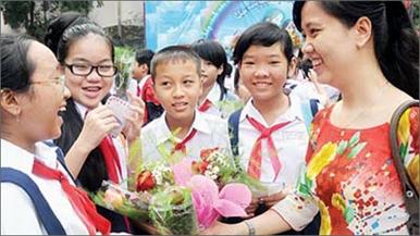 November 20th marks Vietnam Teachers' Day