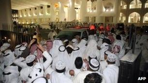 Corruption shaking Kuwait