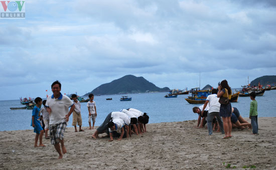 Con Dao island, an impressive historical and ecological site