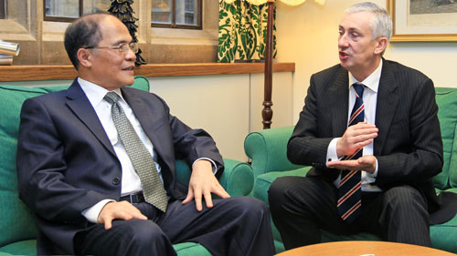 Vietnam, UK agree to expand cooperation