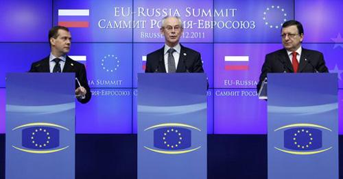 Russia-EU summit: Strengthening strategic partnership