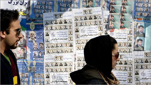 Iran's parliamentary elections won't change hard-line stance