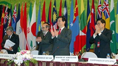 Vietnam supports FAO initiaves and activities