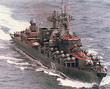 Russia orders warships to Syria