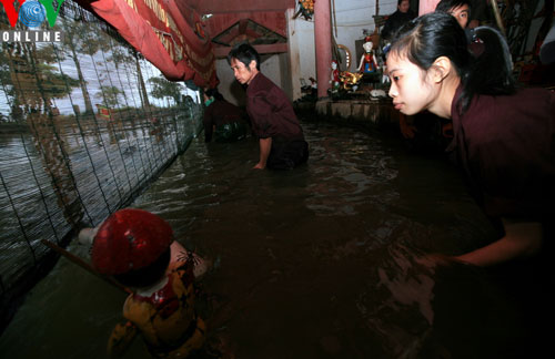 Water Puppetry – Folklore theatre of the Viet people