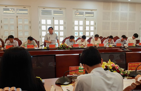 Restructuring agriculture for Kon Tum's development