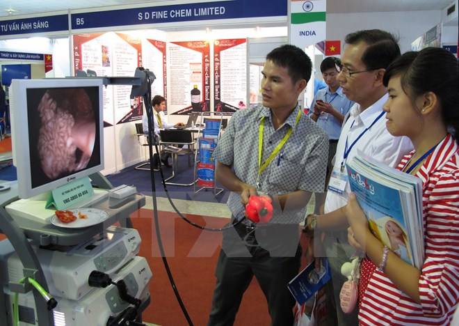 25 countries attend international pharma expo in HCM City