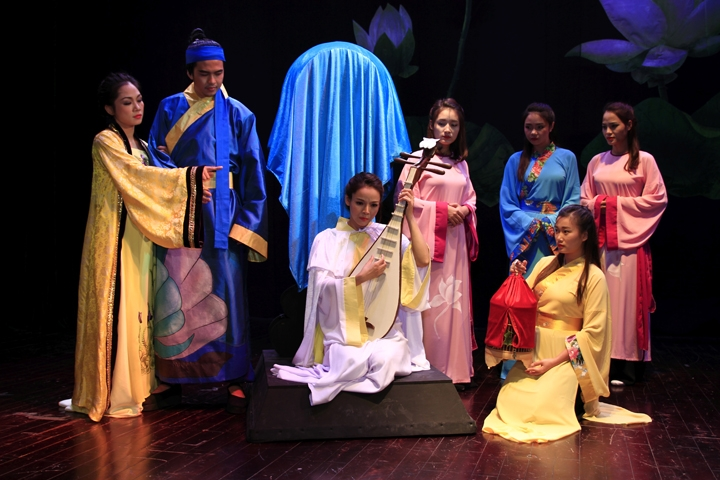 Vietnam National Drama Theatre stages The Tale of Kieu