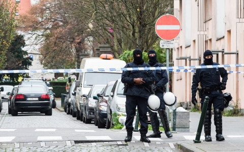 Belgium empowers security guards