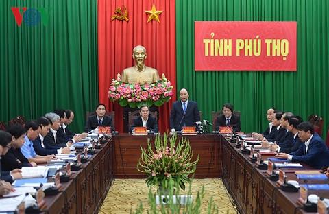 Building Viet Tri into a city of festival celebrating Vietnamese nation's origin