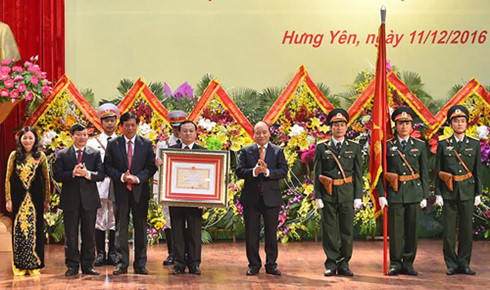 Prime Minister attends ceremony on 185th anniversary of Hung Yen