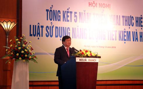 Vietnam seeks to increase mandatory energy efficiency