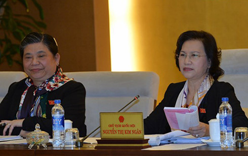 NA Standing Committee: Vietnam's international economic integration boosted