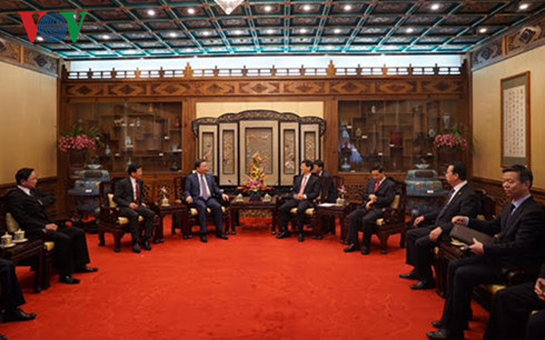 Security cooperation remains important pillar in Vietnam-China ties