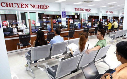 Ho Chi Minh City steps up administrative reform