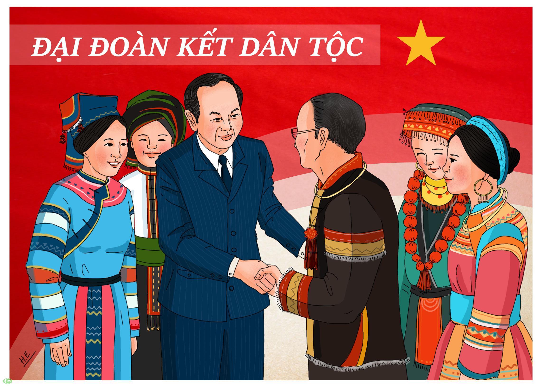 Vietnam Fatherland Front promotes national unity