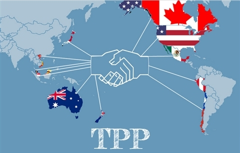 The US withdraws from TPP