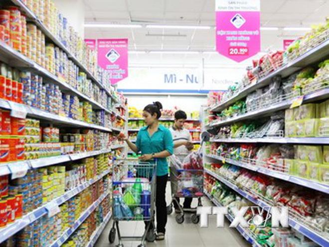 Vietnam builds up retail market
