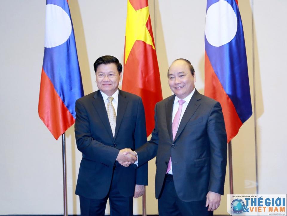 Elevating Vietnam-Lao relations
