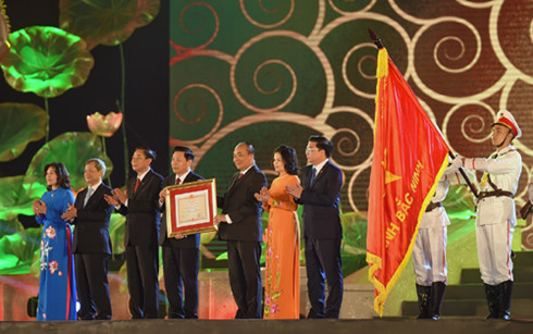 Prime Minister attends ceremony on Bac Ninh's 20 years of reestablishment