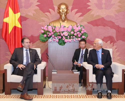 Vietnam, Argentina boost cooperation