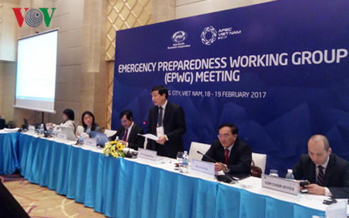 Vietnam's initiative to APEC working group meetings