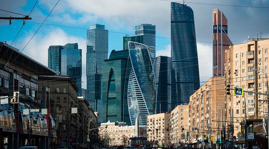 Russian economy gains momentum