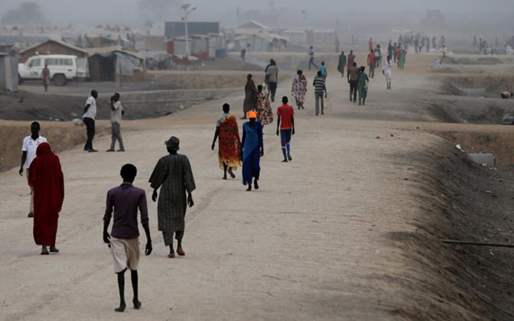 Alarming level of hunger in conflict zones