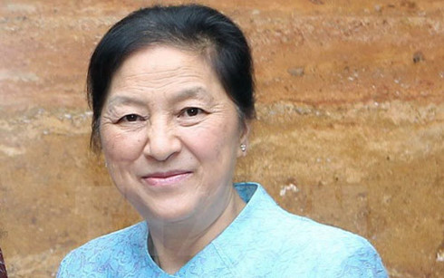 Lao National Assembly Chairwoman begins Vietnam visit