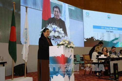 IPU 136 ends with Dhaka Declaration calling for dignity and well-being for all