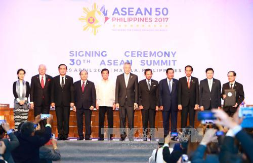 Prime Minister concludes his attendance of ASEAN Summit