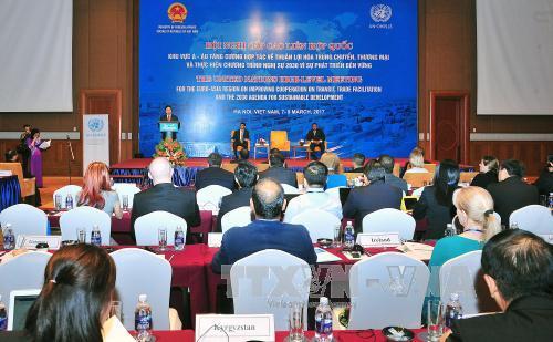 越南推动实施2030年可持续发展议程