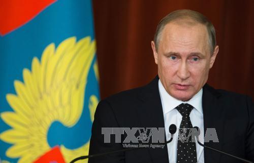 รัสเซียต้องปรับปรุงนโยบายทางการทูตเพื่อรับมือกับทุกความเสี่ยงและความท้าทาย