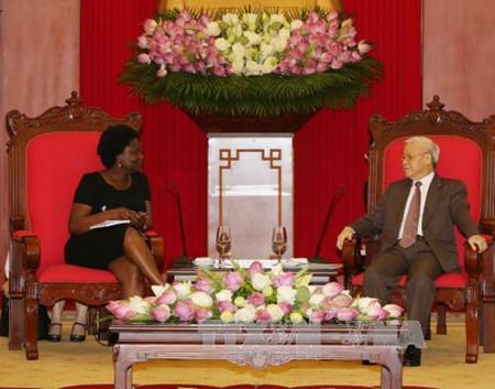 ธนาคารโลกให้การสนับสนุนเวียดนามในการพัฒนาเศรษฐกิจ-สังคมอย่างต่อเนื่อง