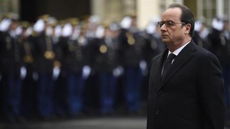 Amenaza terrorista continúa, declaró Hollande