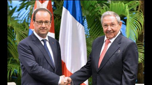 Francia exhorta a Washington a levantar embargo contra Cuba