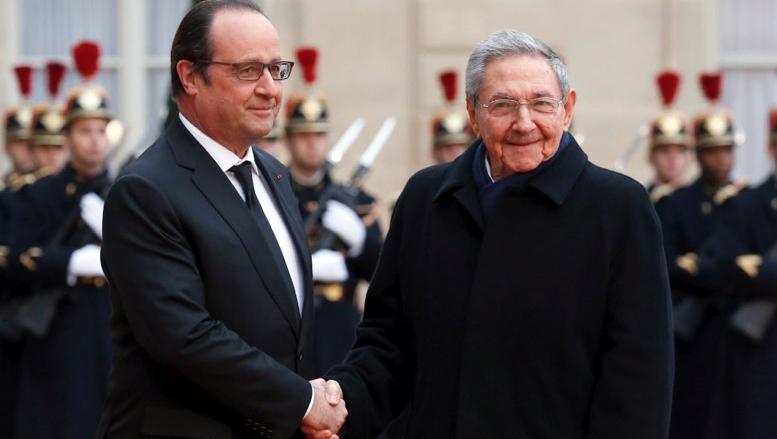 Nuevo hito en las relaciones Francia- Cuba