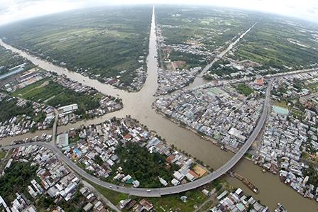 Municipalidad de Nga Bay, localidad vanguardista del Delta de Mekong en el desarrollo rural