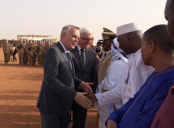 Alemania y Francia financian a Níger para enfrentar el flujo de refugiados
